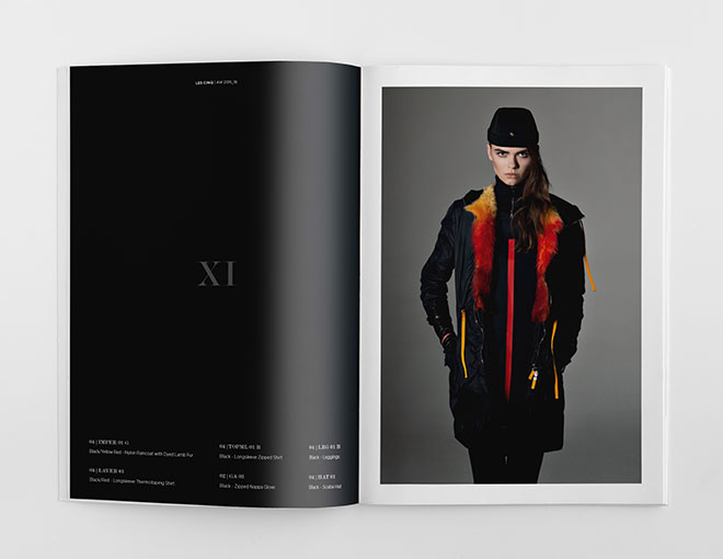 Look Book Autumn/Winter 15/16
