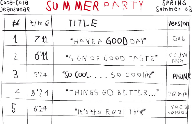 Summer Party Catalogue